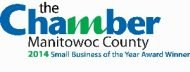 Chamber business of the year award winner